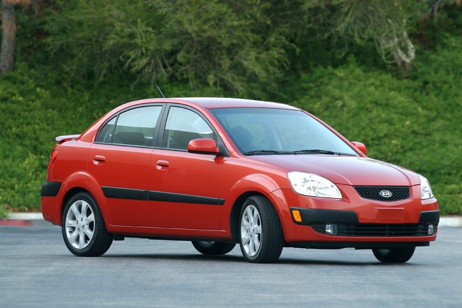 Kia Rio II 2005 - 2009 Sedan #7