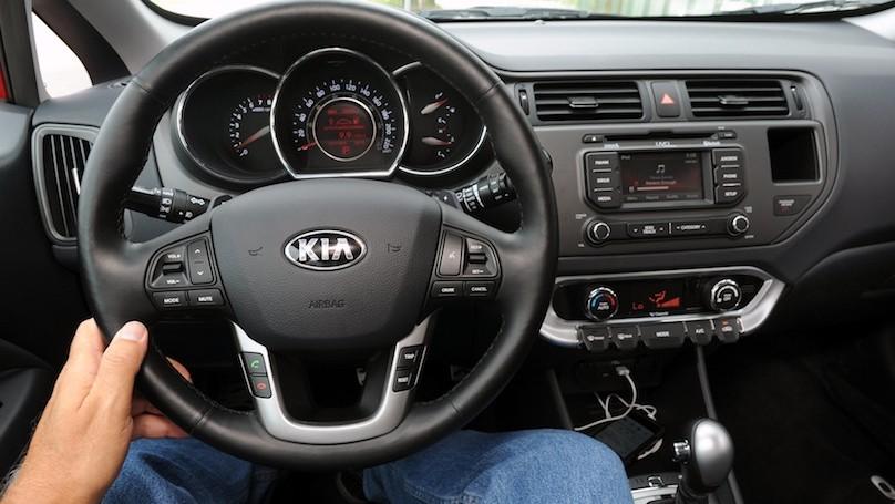 Kia Rio III 2011 - 2015 Hatchback 5 door #1