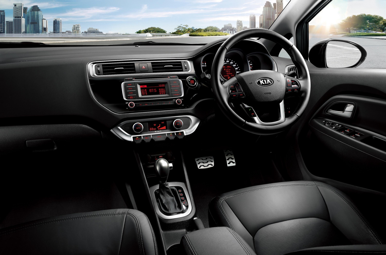 Kia Rio III Restyling 2015 - now Sedan #3