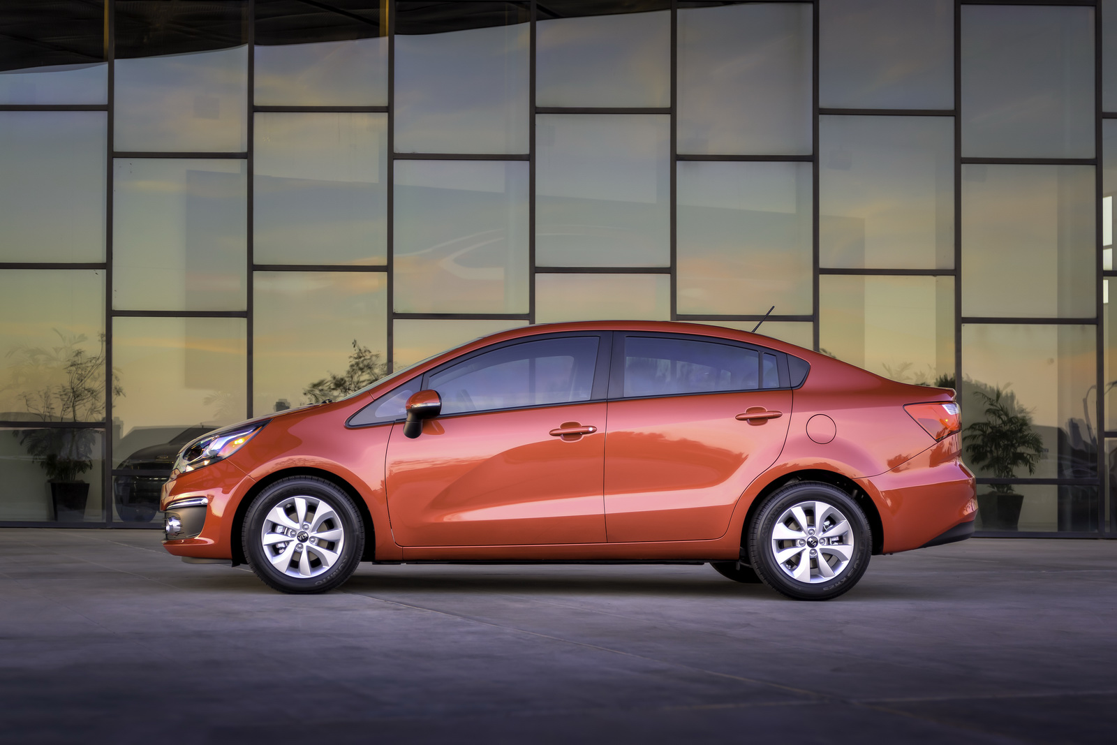 Kia Rio Iii Restyling 2015 Now Sedan Outstanding Cars Fuse Box For 2
