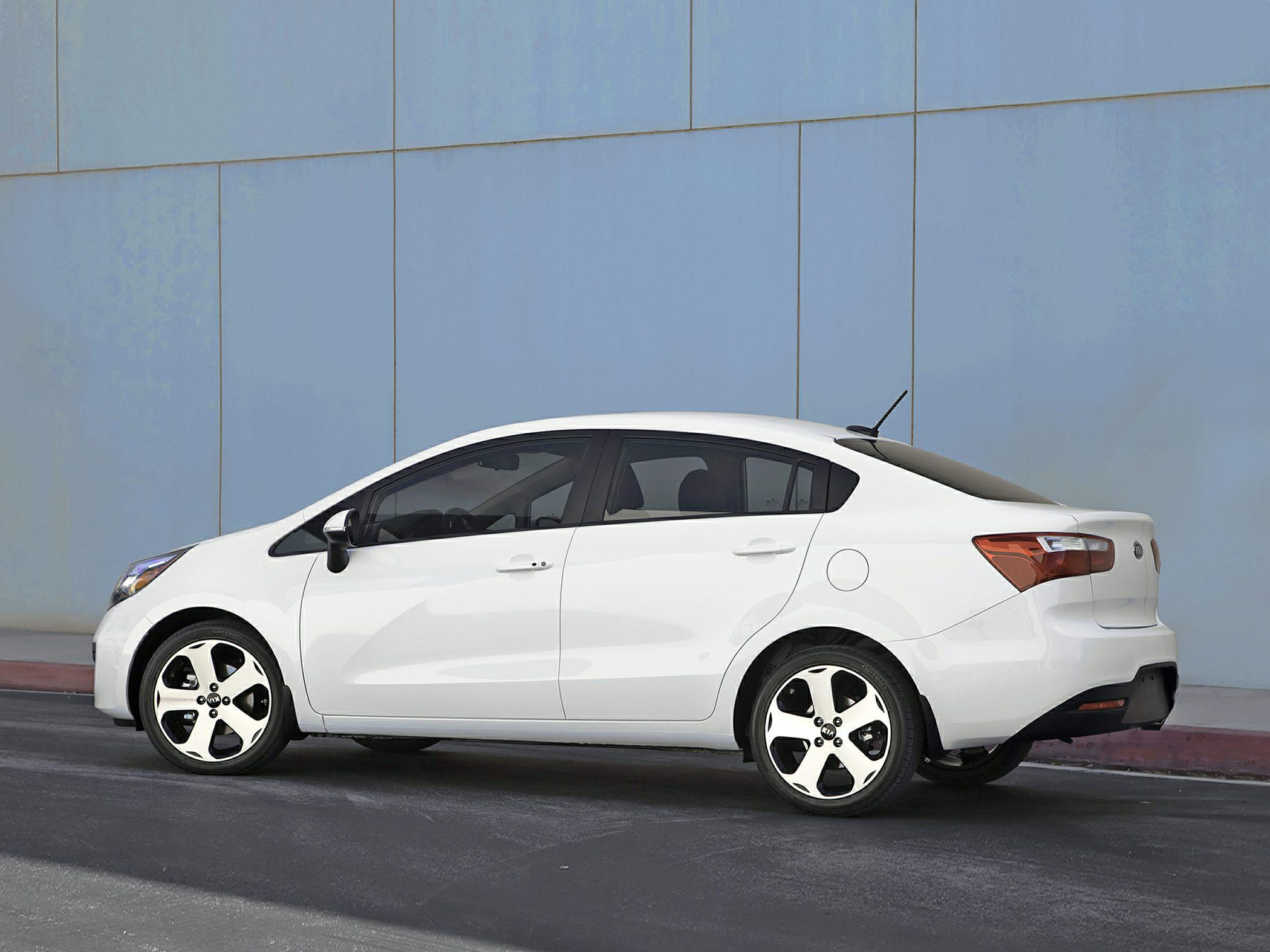 Kia Rio IV 2017 - now Sedan #5