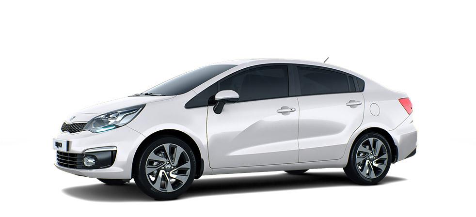 Kia Rio IV 2017 - now Sedan #2