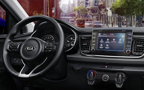 Kia Rio IV 2017 - now Sedan #1