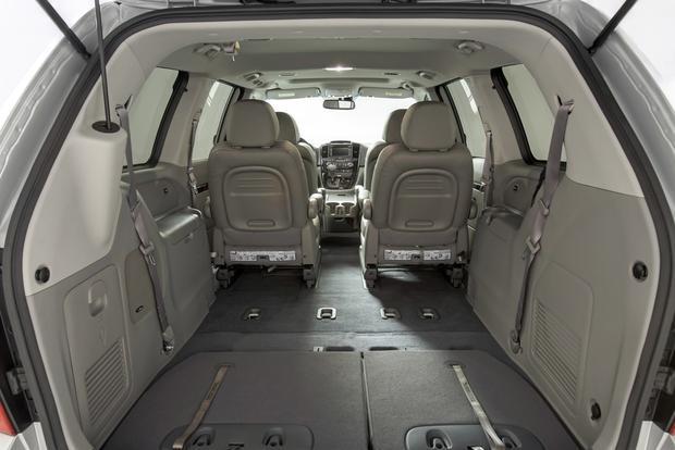 Kia Sedona III 2014 - now Minivan #4