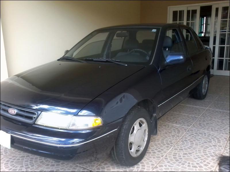Kia Sephia I 1992 - 1994 Sedan #6