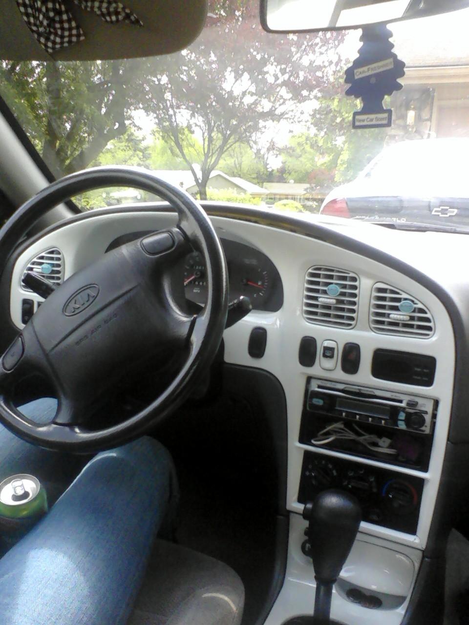Kia Sephia II 1997 - 2001 Sedan #5