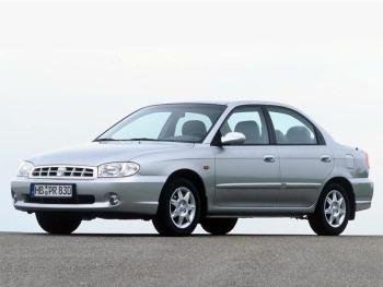 Kia Sephia II 1997 - 2001 Sedan #1