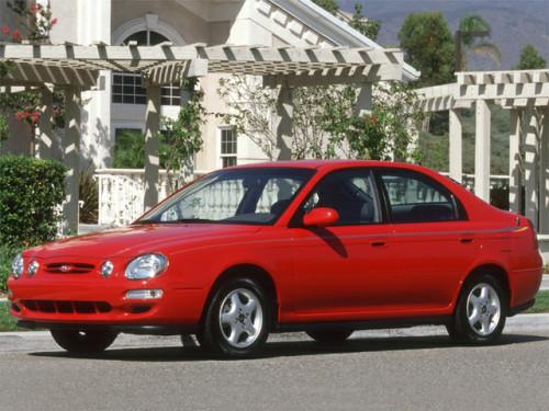 Kia Sephia II Restyling 2001 - 2004 Sedan #2