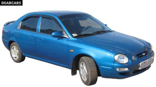 Kia Shuma I 1997 - 2001 Liftback #5