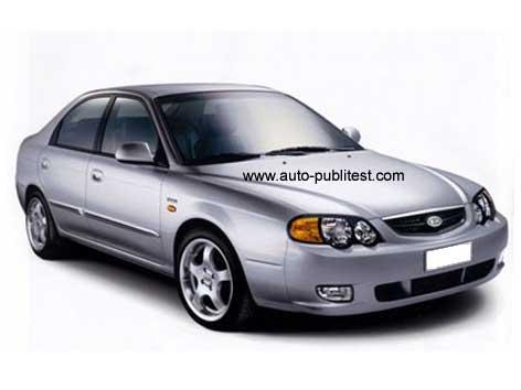 Kia Shuma II 2001 - 2004 Liftback #4
