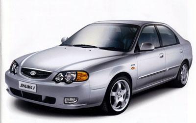 Kia Shuma II 2001 - 2004 Liftback #2