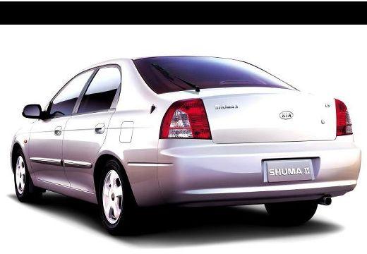 Kia Shuma II 2001 - 2004 Liftback #8