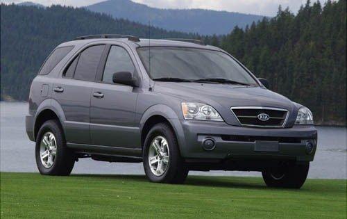 Kia Sorento I 2002 - 2006 SUV 5 door #3