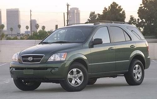 Kia Sorento I 2002 - 2006 SUV 5 door #8