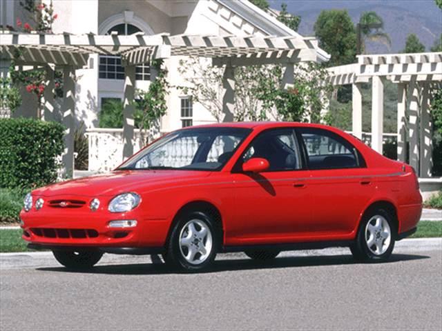 Kia Spectra I Restyling 1 2001 - 2004 Liftback #3