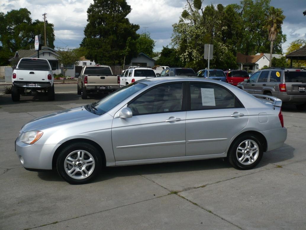 Kia Spectra I Restyling 2 2004 - 2011 Sedan #1