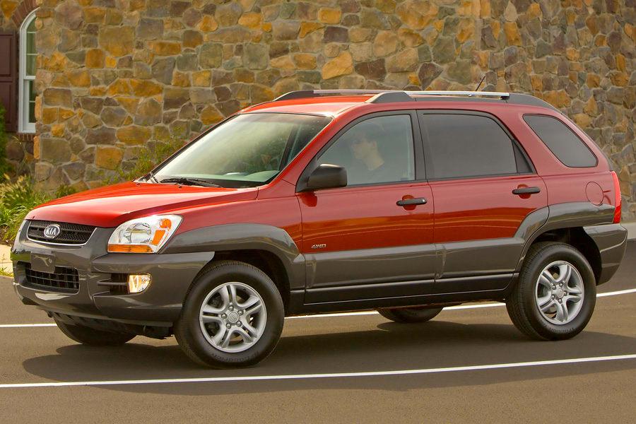 Kia Sportage II 2004 - 2008 SUV 5 door #7
