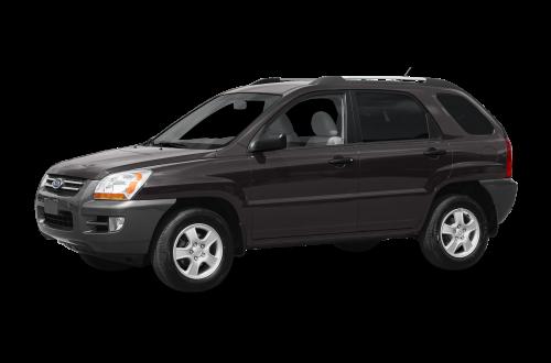 Kia Sportage II 2004 - 2008 SUV 5 door #8