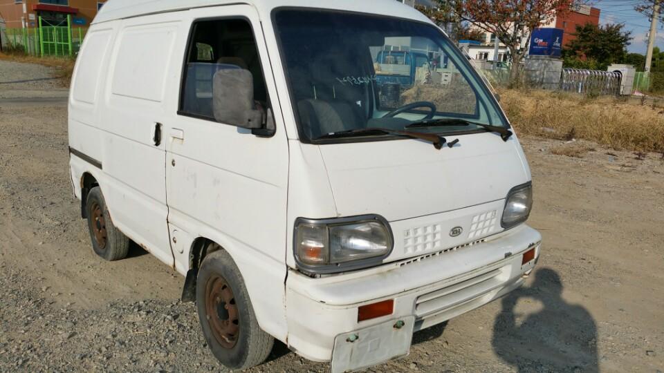 Kia Towner 1999 - 2002 Minivan #3