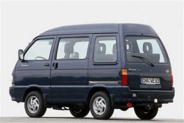 Kia Towner 1999 - 2002 Minivan #6