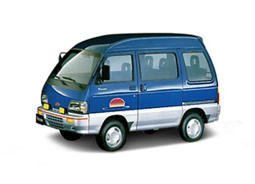 Kia Towner 1999 - 2002 Minivan #5