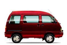 Kia Towner 1999 - 2002 Minivan #8