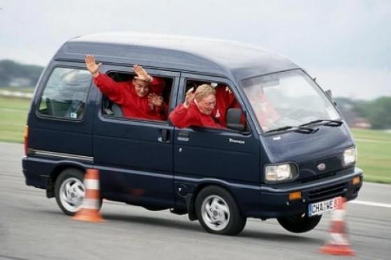 Kia Towner 1999 - 2002 Minivan #7