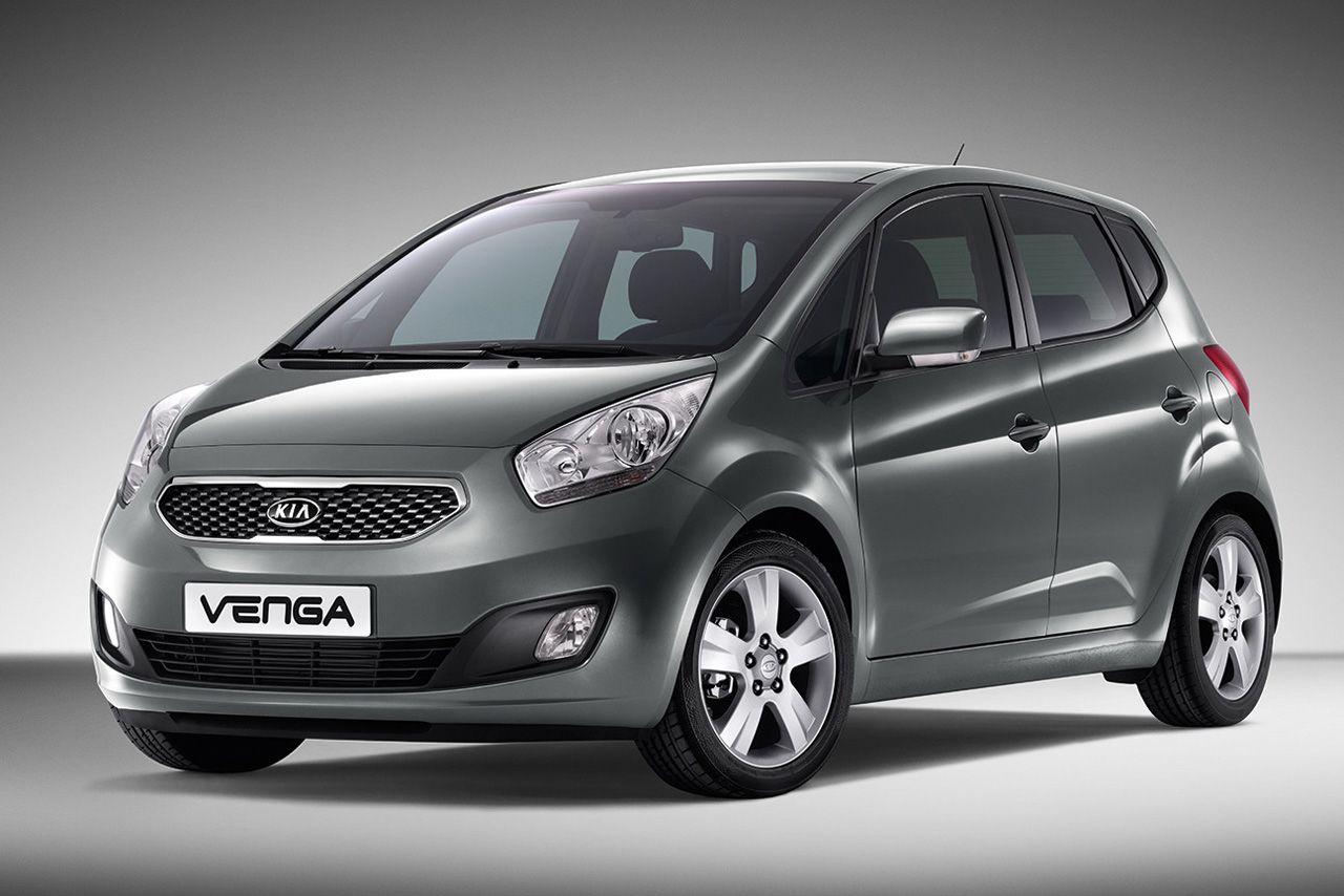 Kia Venga I 2009 - 2014 Compact MPV #2