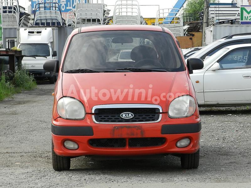 Kia Visto 1999 - 2004 Hatchback 5 door #5