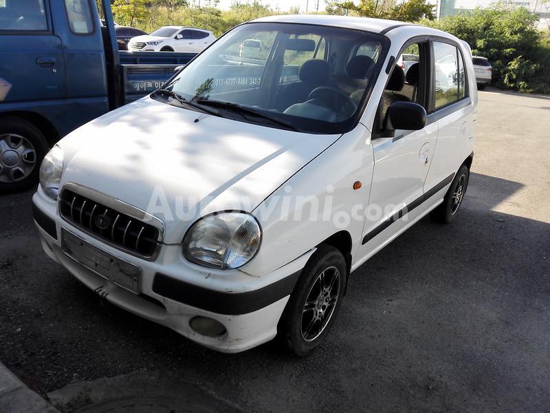 Kia Visto 1999 - 2004 Hatchback 5 door #4