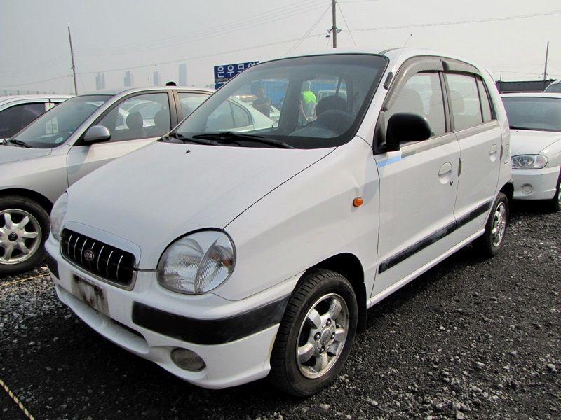 Kia Visto 1999 - 2004 Hatchback 5 door #6