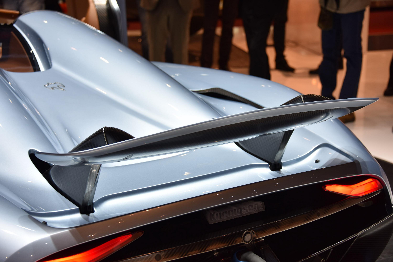 Koenigsegg Regera I 2015 - now Roadster #7