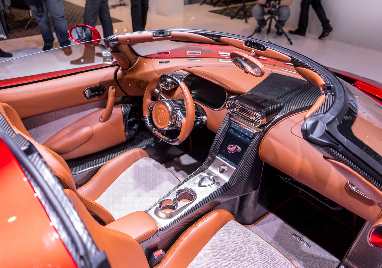 Koenigsegg Regera I 2015 - now Roadster #4