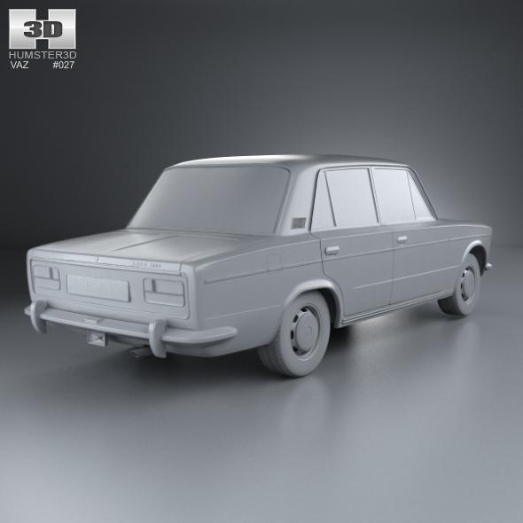 LADA 2103 1972 - 1984 Sedan #3