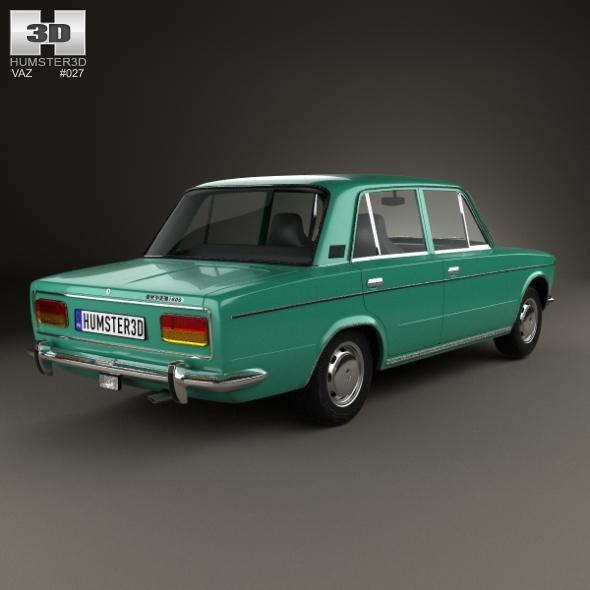 LADA 2103 1972 - 1984 Sedan #4