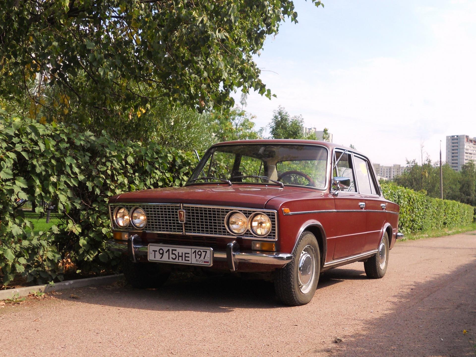LADA 2103 1972 - 1984 Sedan #2