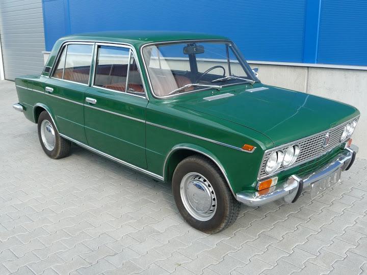 LADA 2103 1972 - 1984 Sedan #8