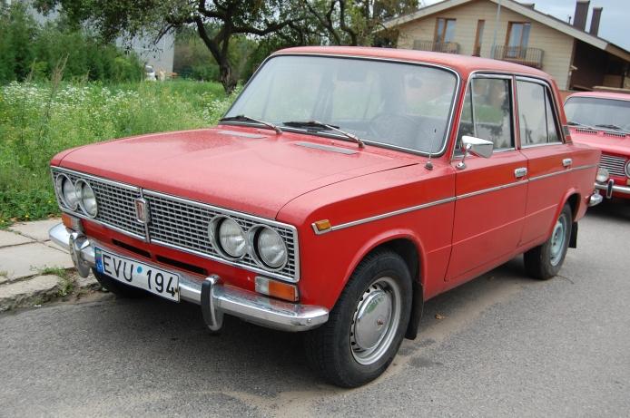 LADA 2103 1972 - 1984 Sedan #1