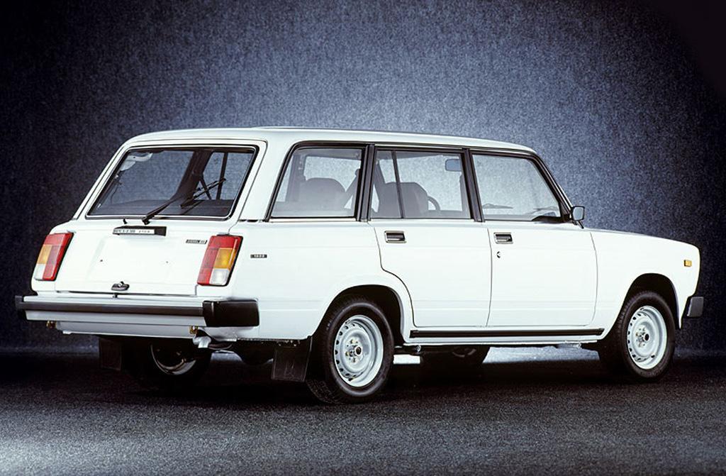 LADA 2104 1984 - 2012 Station wagon 5 door #4