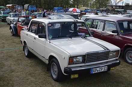 LADA 2104 1984 - 2012 Station wagon 5 door #3