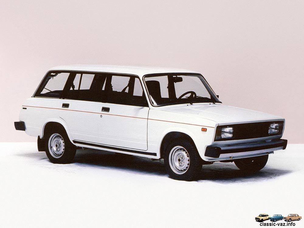 LADA 2104 1984 - 2012 Station wagon 5 door #1