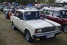 LADA 2104 1984 - 2012 Station wagon 5 door #8