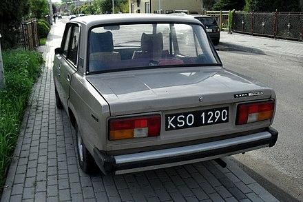 LADA 2105 1980 - 2011 Sedan #3