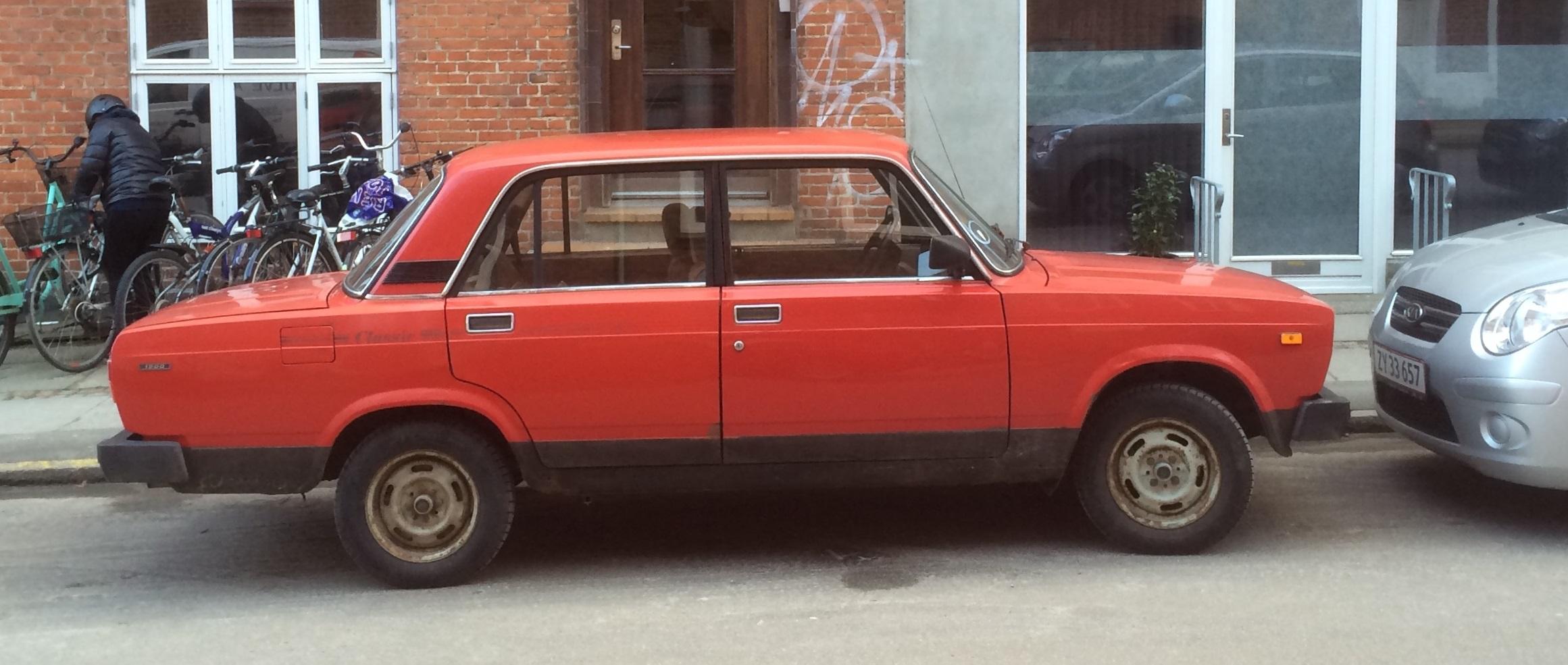 LADA 2105 1980 - 2011 Sedan #1