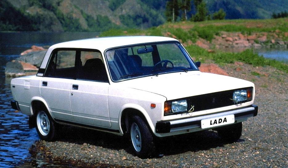 LADA 2105 1980 - 2011 Sedan #6