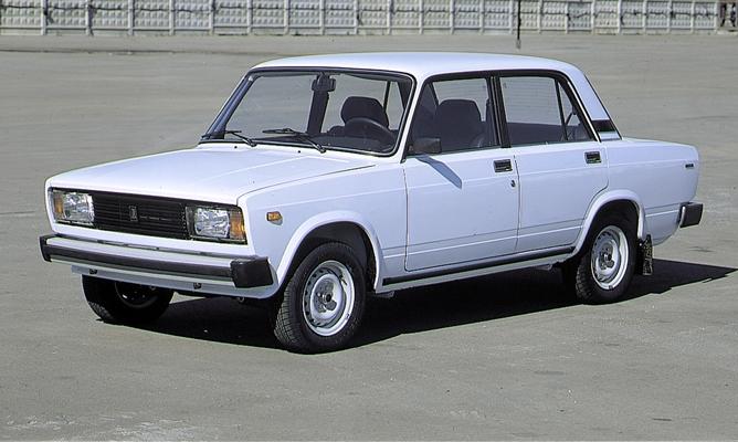 LADA 2105 1980 - 2011 Sedan #5