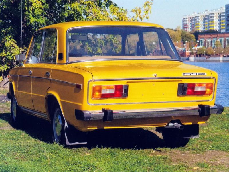 LADA 2106 1976 - 2006 Sedan #3