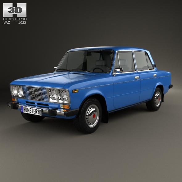 LADA 2106 1976 - 2006 Sedan #7