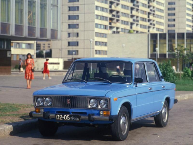 LADA 2106 1976 - 2006 Sedan #4