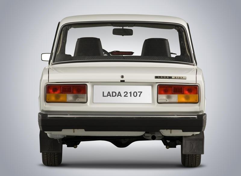 LADA 2107 1982 - 2012 Sedan #4